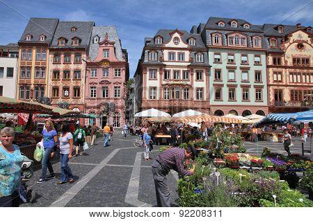 Mainz Market