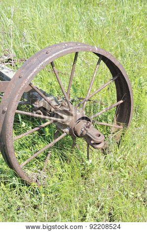 Rusty plough