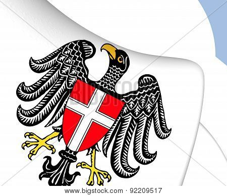 Vienna Coat Of Arms, Austria.