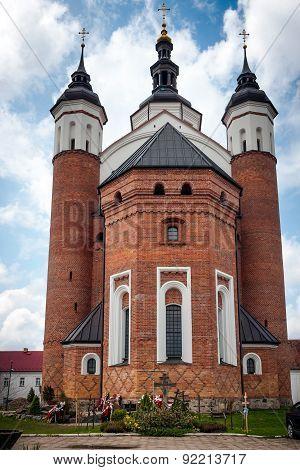 Orthodox Suprasl Monastery