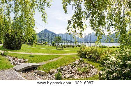 Spa Gardens Schliersee, Bavaria