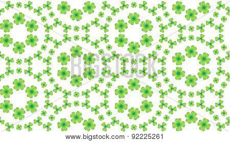 St. Patrick's day pattern