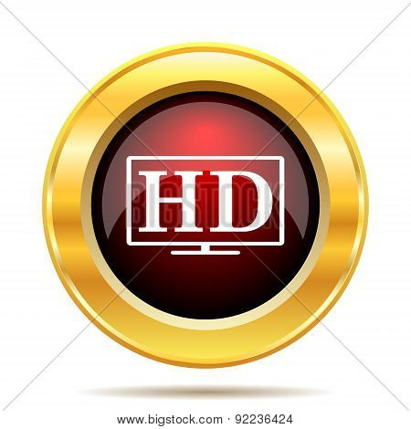 Hd Tv Icon