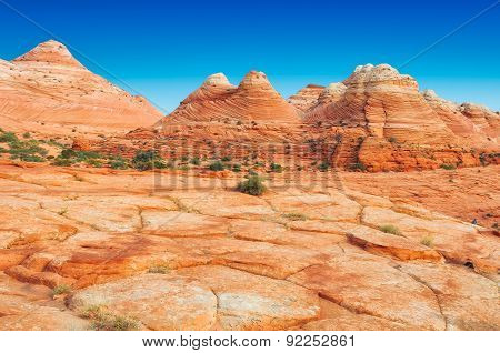 The Wave, Arizona - Coyote Buttes North
