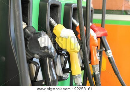 Fuel dispenser / Fuel nozzle