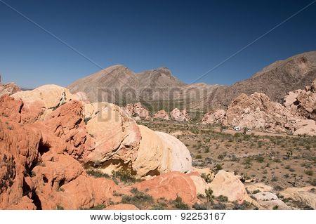 Whitney Pocket, Nevada, Usa
