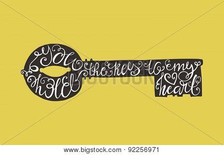 Typography Key