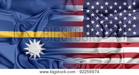 USA and Nauru
