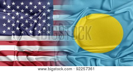 USA and Palau