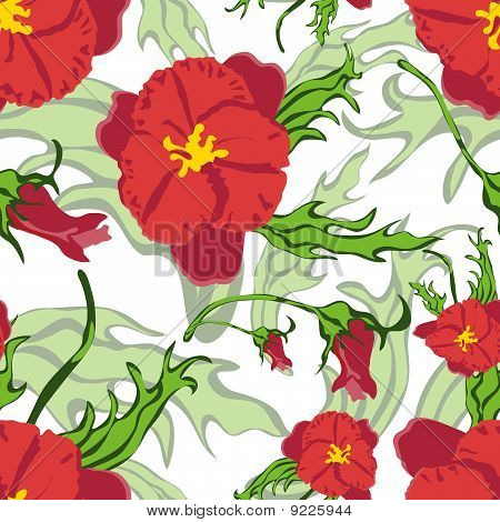 seamless floral pattern