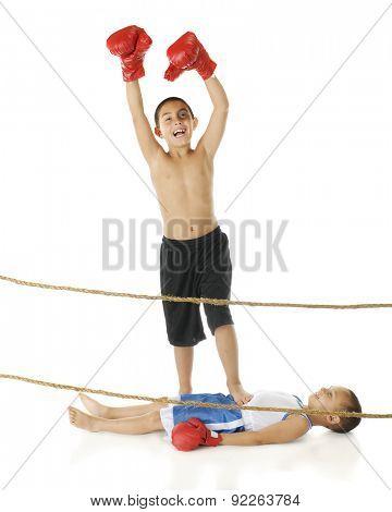 Champion Kid Boxer