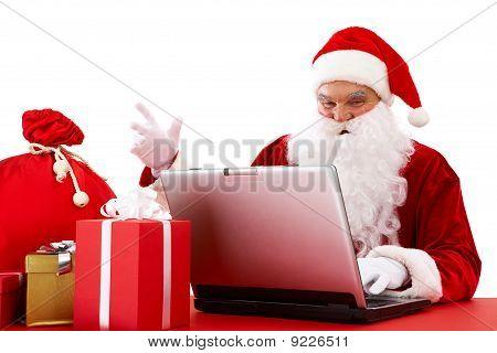 Sending Xmas E-mail