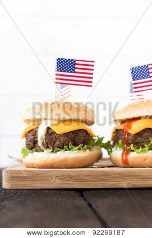 Burgers Time
