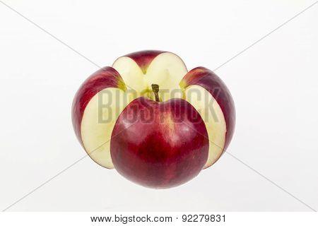 Levitation Of An Apple