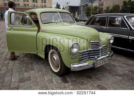 Soviet Gaz-20
