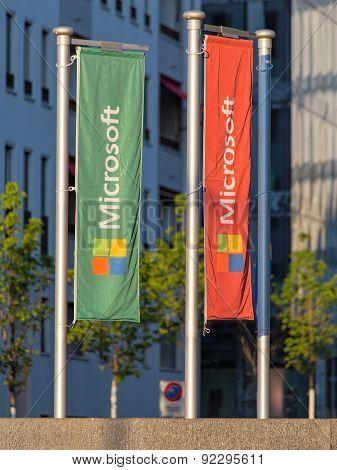 Microsoft Flags