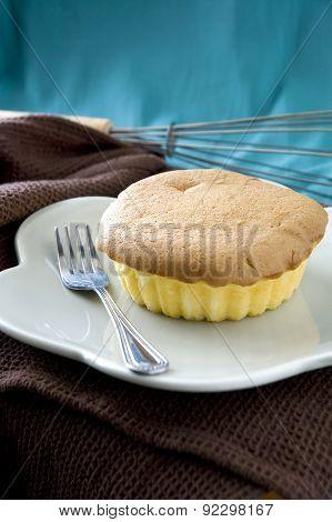 Sponge Butter Cake