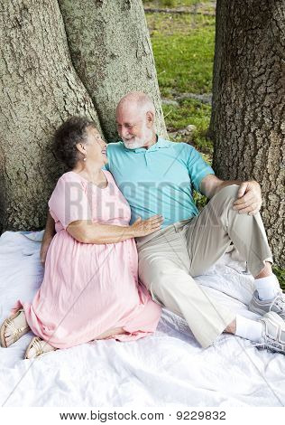 Senior Couple - Romantic Date