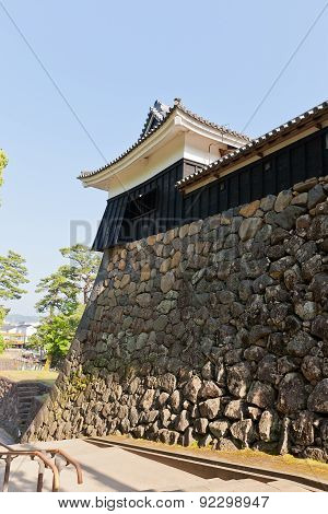 Taiko Turret Of Matsue Castle (1611), Japan