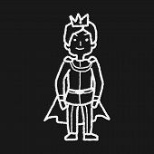 picture of prince charming  - Prince Doodle - JPG