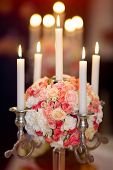 pic of centerpiece  - Candlestick - JPG