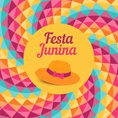 image of traditional  - Festa Junina illustration  - JPG