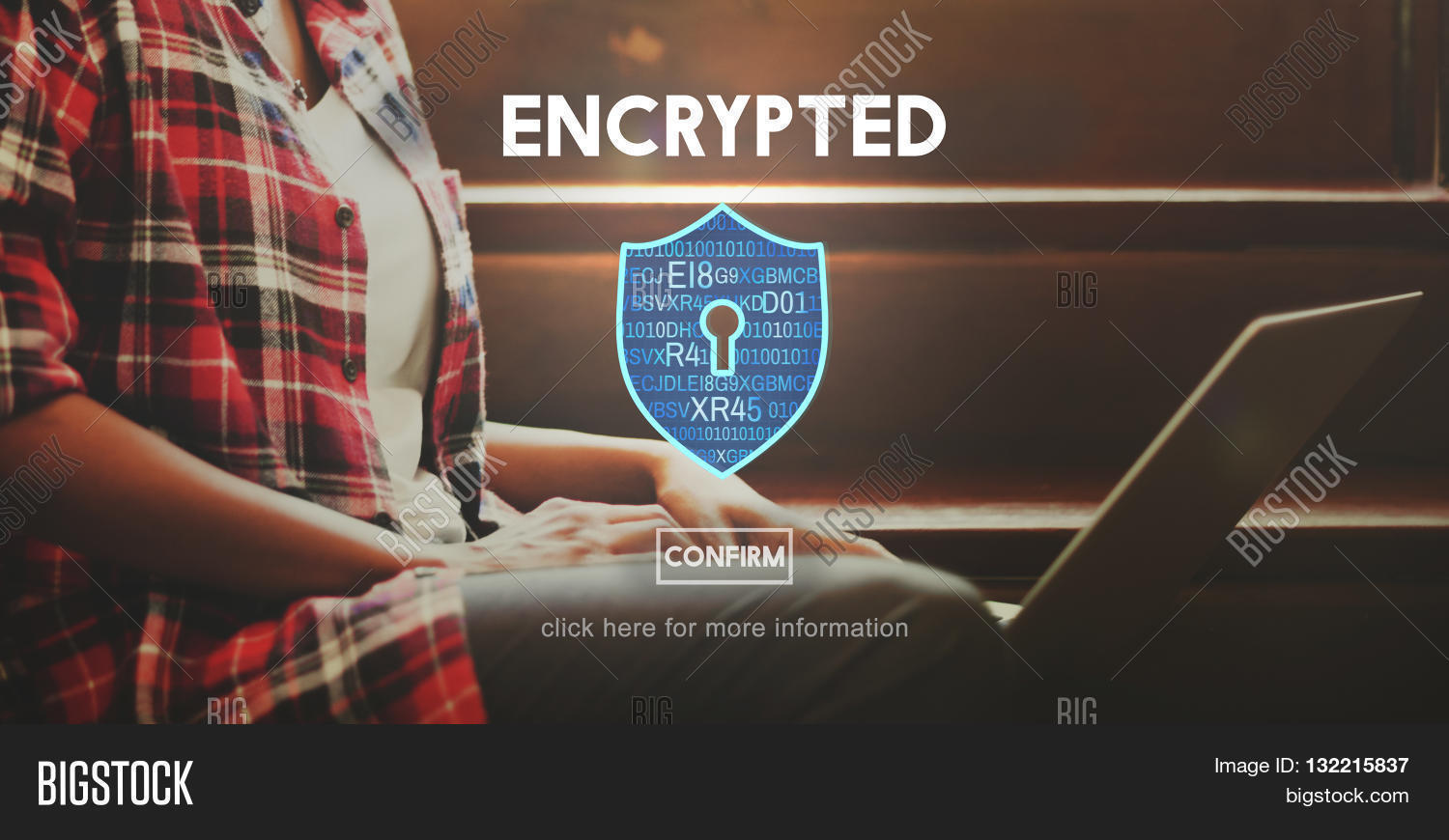 how to download encrypted photos