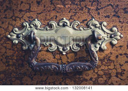 Beautiful Furniture Handle - Vintage Filter