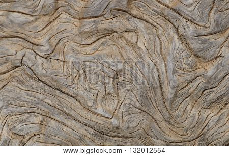 Wavy Cracked Wood Texture similar to Cracked Clay look