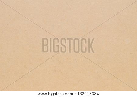 Closeup surface of brown paper texture background