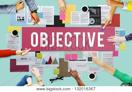Objective Development Intention Purpose Vision Concept