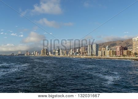 City Of Antofagasta