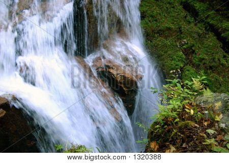 Flume Falls - New Hampshire