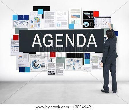 Agenda Analysis Information Documents Concept