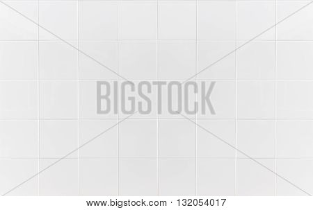White Tiles wall texture/ tiles wall background