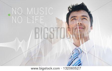 Music Audio Culture Emotion Expression Rhythm Concept