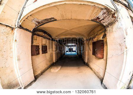 Well Yard Arch