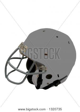 Fußball-Helm