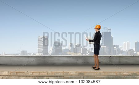 Industrial development project