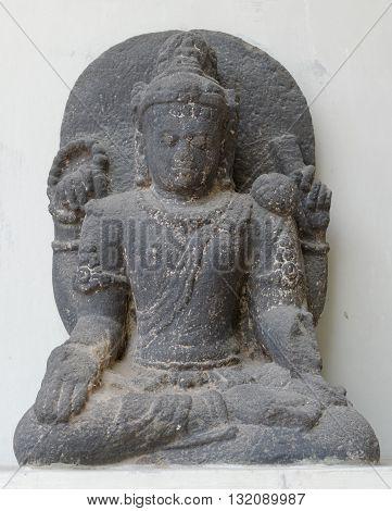 The Statue of Avalokitesvara 8th - 10th century