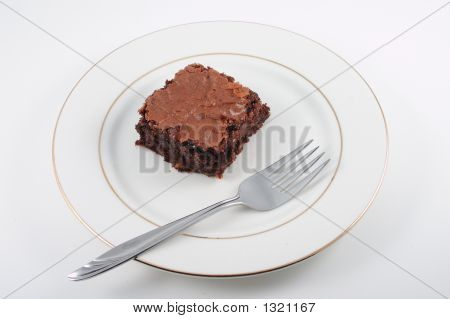 Moist Brownie Dessert