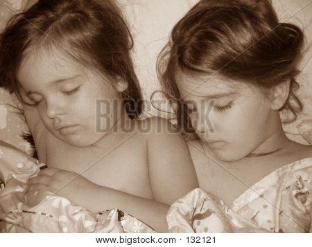 Sleeping Sisters.