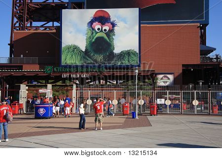 Citizens Bank Park - Philadelphia