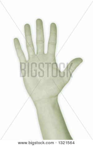 Hand Nr. 5 – Five