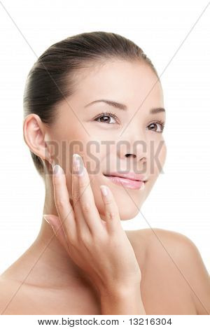 Beauty Woman Skin Care