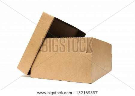 Cardboard boxcardboard boxpaper packcardstock,boxes on white background