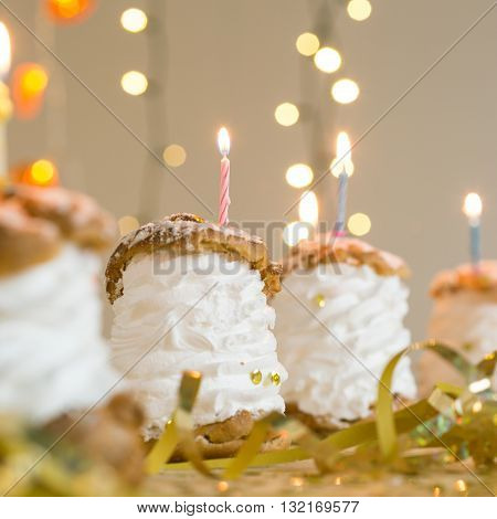 I'll Blow Out All Candles!