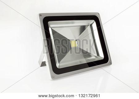 led light new generation isolated on white