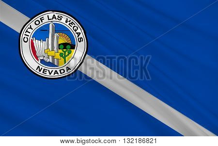 Flag of Las Vegas officially the City of Las Vegas and often known as simply Vegas is a city in the United States the most populous city in the state of Nevada