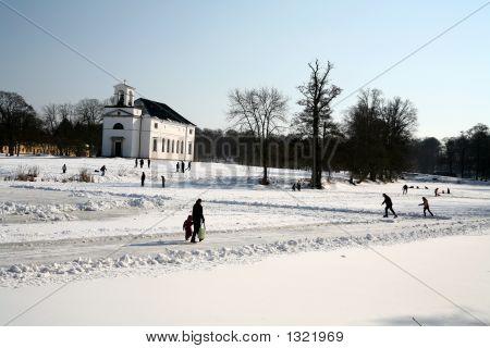 Church Ice Skating
